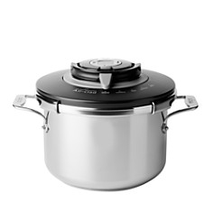 All-Clad - Stainless Steel PC8 Pressure Cooker