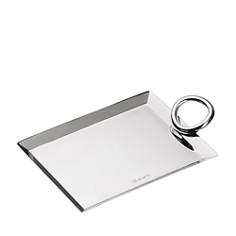 Christofle - Vertigo Small Rectangular Tray