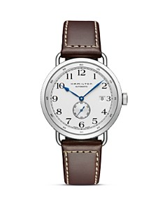 Hamilton Khaki Navy Pioneer Automatic Watch, 40mm - Bloomingdale's_0