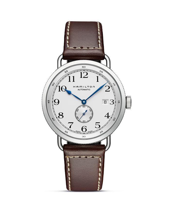 Hamilton - Khaki Navy Pioneer Automatic Watch, 40mm