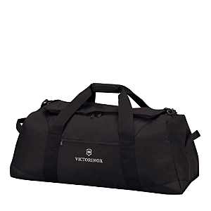 This multi-purpose duffel by Victorinox has the capacity to accommodate all of your storage needs and comes with a compact carrying case for easy transport.