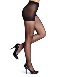 Calvin Klein Infinite Sheer Control Top Tights - Bloomingdale's_0