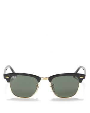 Ray-Ban Classic Clubmaster Sunglasses, 50mm