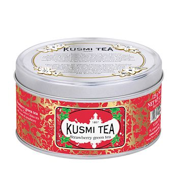Kusmi Tea - Strawberry Green Tea