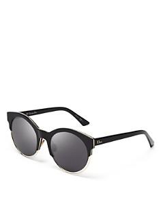 Dior - Women's Siderall Round Sunglasses, 53mm