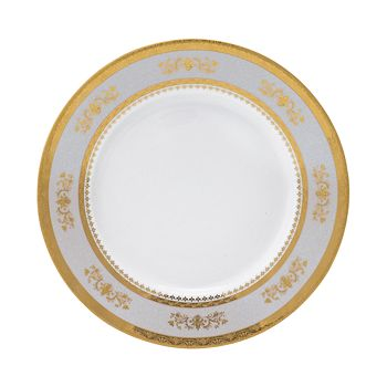 """Philippe Deshoulieres - """"Orsay"""" Dinner Plate"""