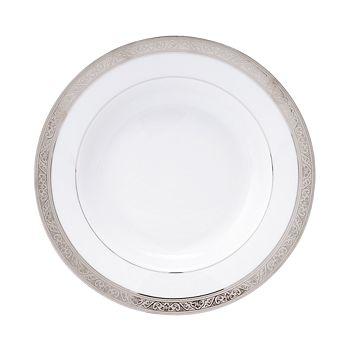 Philippe Deshoulieres - Trianon Platinum Pasta Bowl