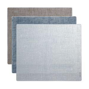 Modern-twist Linen Placemat, 14 x 16