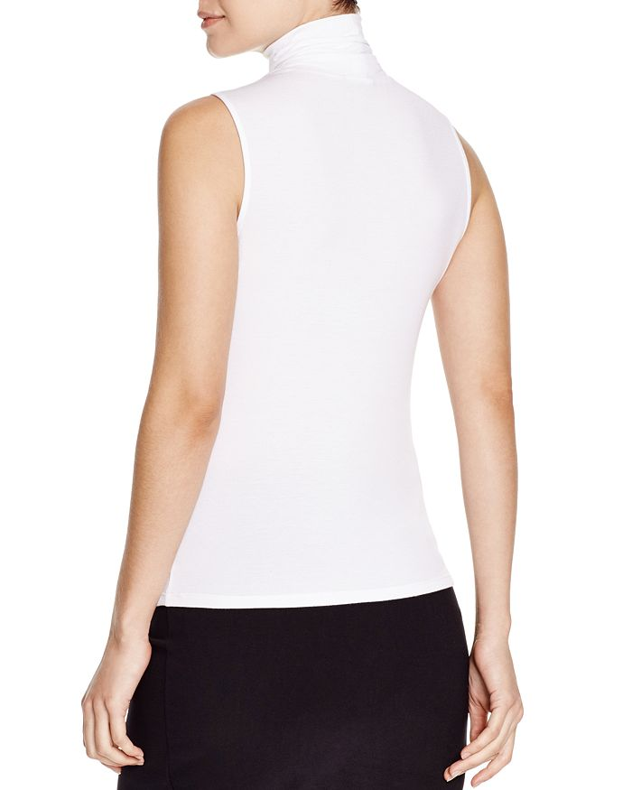 4a8af02ee6c6 Theory Wendel Sleeveless Turtleneck Top