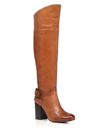 VINCE CAMUTO - Sidney Wide Calf High Shaft High-Heel Boots
