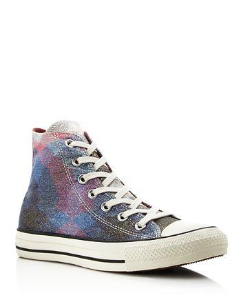 Converse Chuck Taylor All Star Missoni Glitter High Top Sneakers ... 0680a8e07