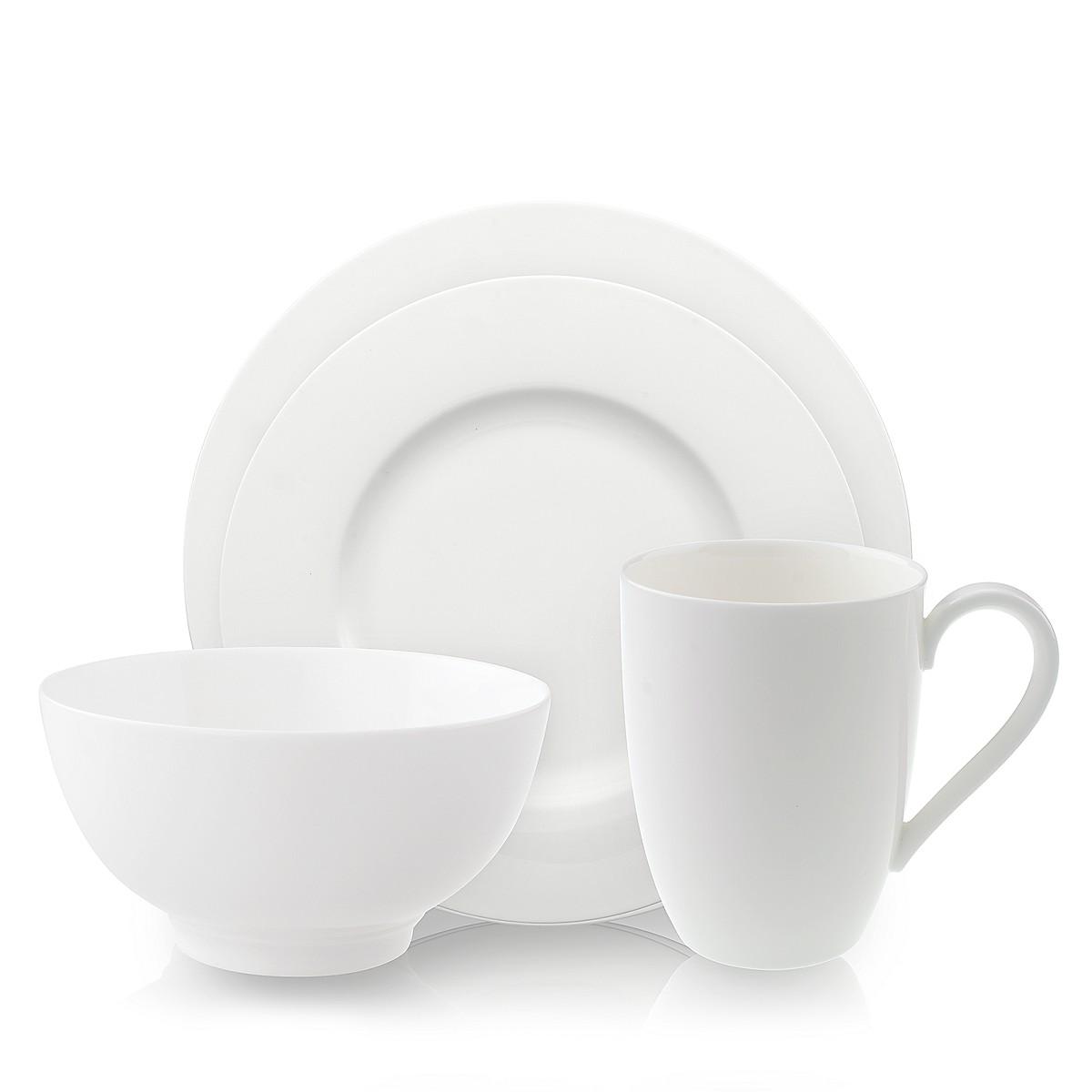 villeroy boch anmut dinnerware bloomingdale 39 s. Black Bedroom Furniture Sets. Home Design Ideas
