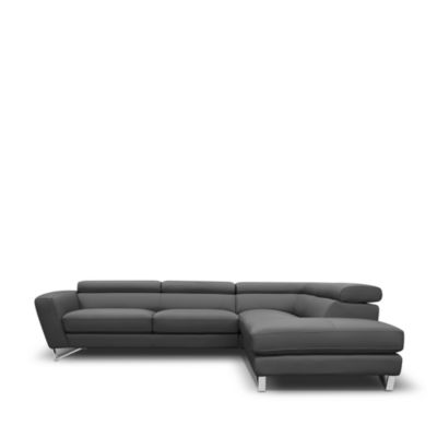 Nicoletti   Delancey Sofa Sectional   100% Exclusive