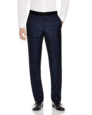 Ted Baker - Slim Fit Tuxedo Dress Pants
