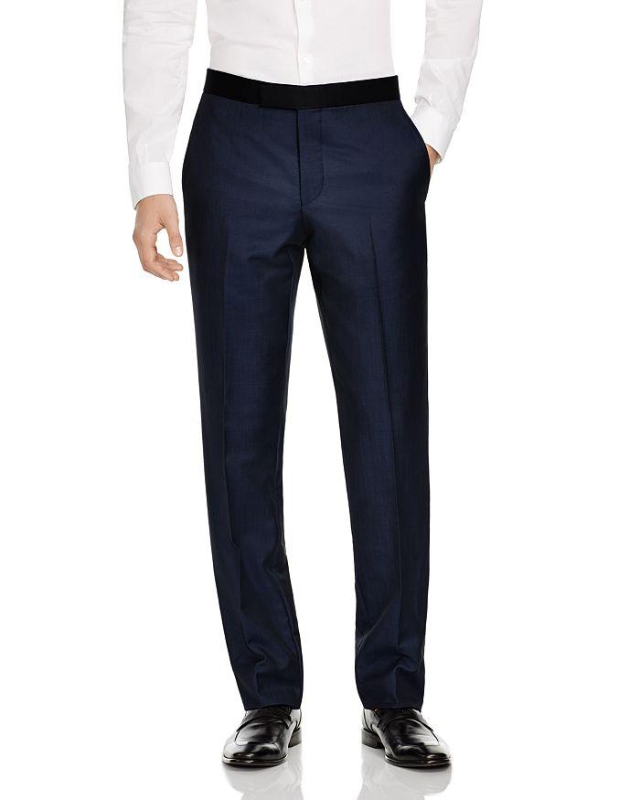 Ted Baker - Slim Fit Tuxedo Dress Pants