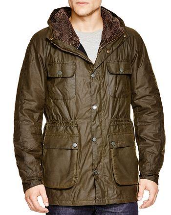 Barbour - Brindle Wax Jacket af3e52e2b14e