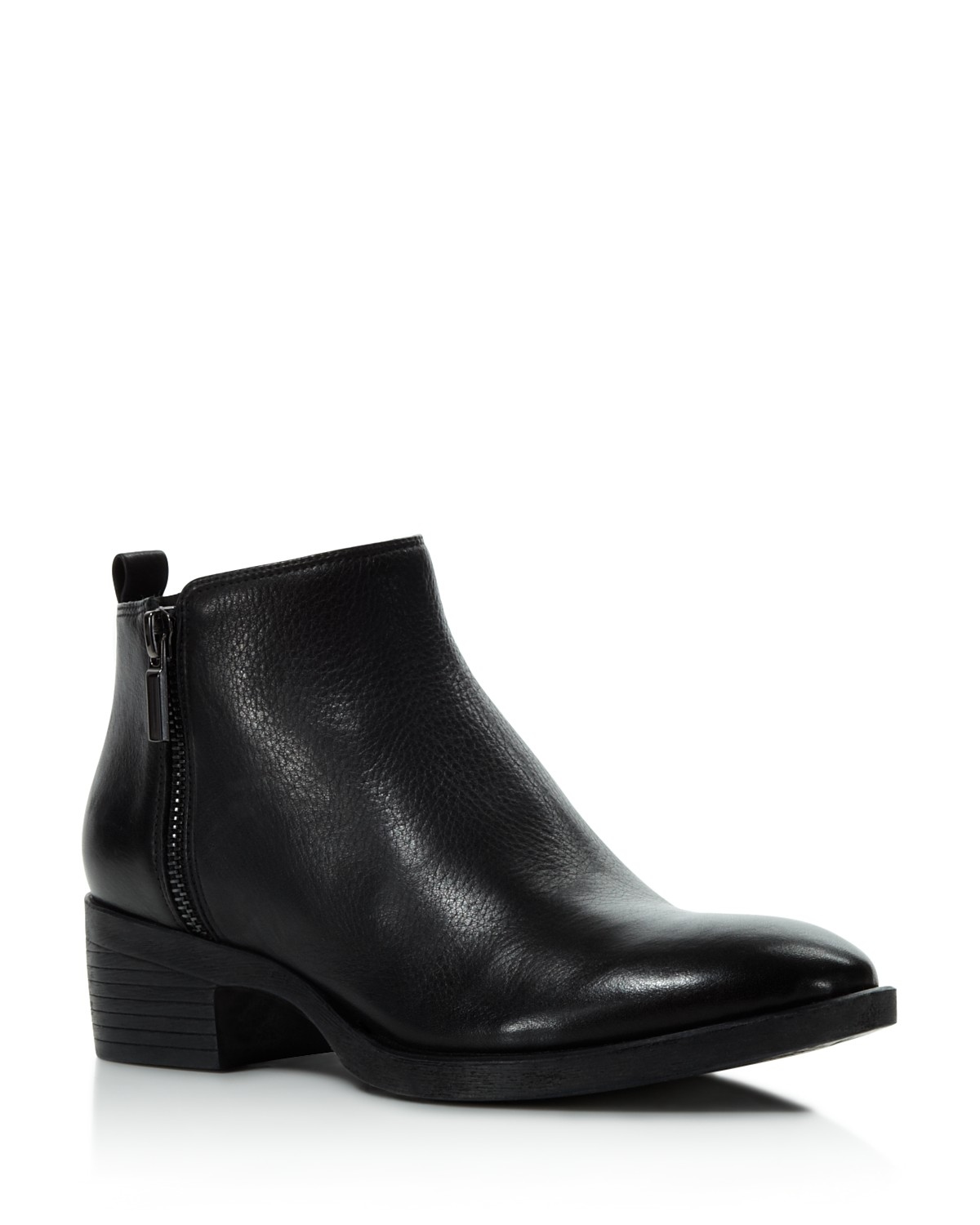 Kenneth Cole Levon Low Heel Booties VBdziE6YZ
