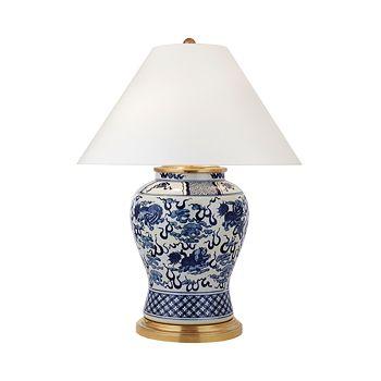 Ralph Lauren - Foo Dog Medium Table Lamp