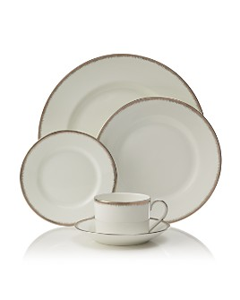 "Wedgwood - Wedgwood ""Silver Aster"" Dinnerware"