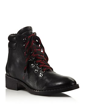 Gentle Souls by Kenneth Cole - Brooklyn Lace Up Booties