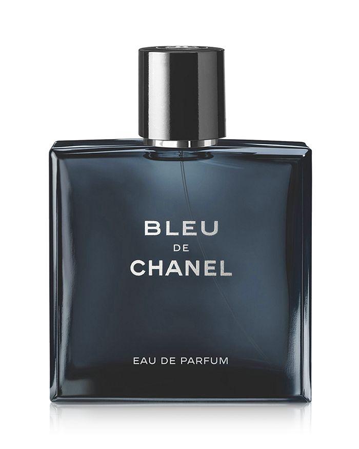 CHANEL - BLEU DE  Eau de Parfum Pour Homme Spray 3.4 oz.
