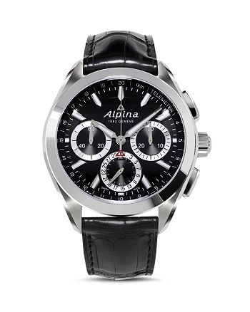 Alpina - Alpiner 4 Manufacture Flyback Chronograph, 44mm