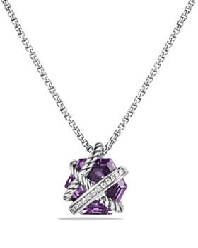 David Yurman - Petite Cable Wrap Necklace Collection