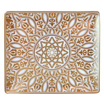 Bernardaud - Venise Rectangular Tray