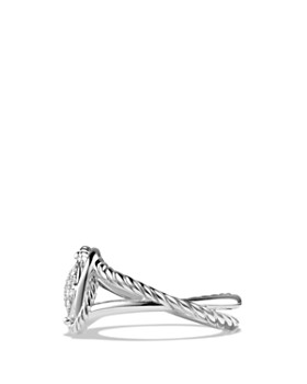 David Yurman - Infinity Ring with Diamonds