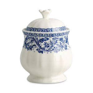 Gien France Rouen Sugar Bowl