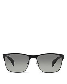 Prada - Men's McNamara Rectangle Sunglasses, 58mm