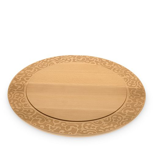 Alessi - Dressed in Wood Cheese Board