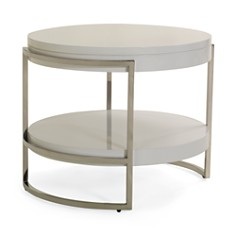 Mitchell Gold + Bob Williams Lawson Round Side Table - Bloomingdale's_0