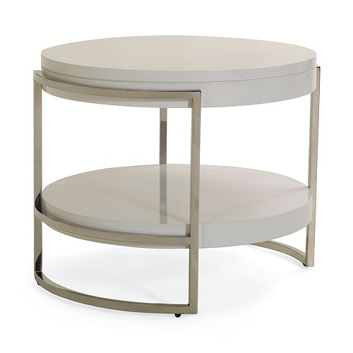 Mitchell Gold Bob Williams - Lawson Round Side Table
