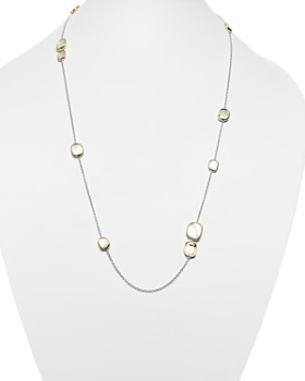 """Roberto Coin - 18K Yellow Gold Mother-of-Pearl Necklace, 31"""""""