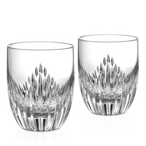 Monique Lhuillier Waterford Stardust Old Fashioned, Set of 2