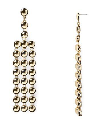 AQUA - Caroline Chandelier Earrings - 100% Exclusive