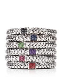 John Hardy Classic Chain Sterling Silver Bracelet, 7.5mm width - Bloomingdale's_0