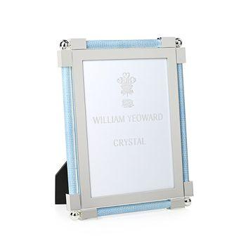 "William Yeoward Crystal - Classic Shagreen Photo Frame, 5"" x 7"""