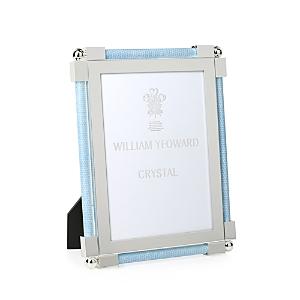 William Yeoward Classic Shagreen Photo Frame, 5 x 7