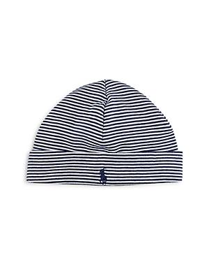 Ralph Lauren Childrenswear Infant Boys Striped Hat  One Size