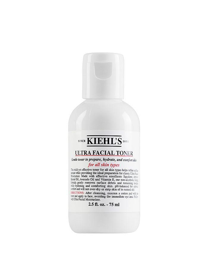Kiehl's Since 1851 - Ultra Facial Toner 2.5 oz. Travel Size