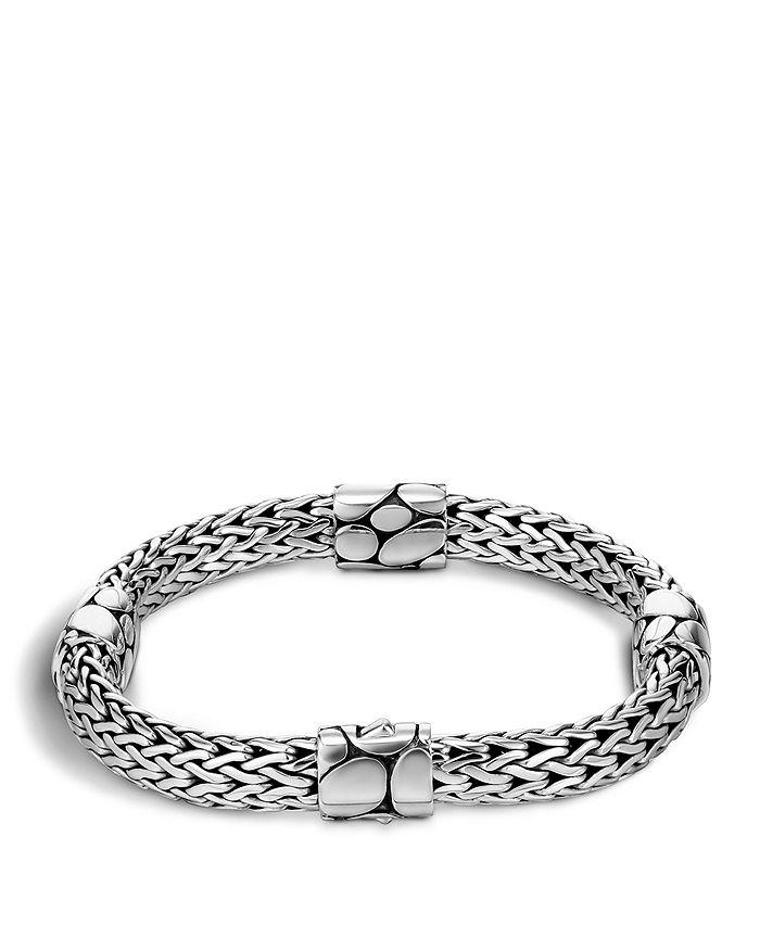 JOHN HARDY - John Hardy Women's Sterling Silver Kali Four Station Bracelet