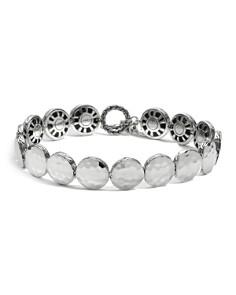 John Hardy Women's Sterling Silver Palu Small Round Disc Bracelet - Bloomingdale's_0