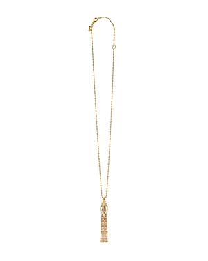 Click here for Lagos 18K Gold Flame Diamond Chain Dangle Pendant... prices