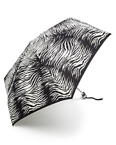 Bloomingdale's Mini Zebra Print Umbrella - 100% Exclusive_0