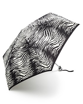 Bloomingdale's - Mini Zebra Print Umbrella - 100% Exclusive