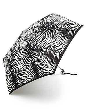 Bloomingdale's Mini Zebra Print Umbrella - 100% Exclusive