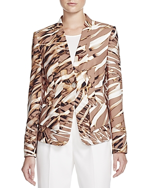 Basler Animal Print Jacket