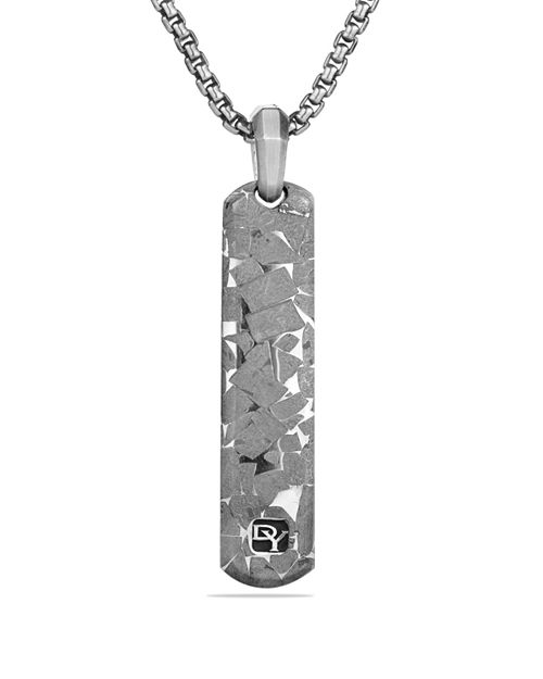 David Yurman - Fused Meteorite Tag